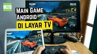 Download Cara Menghubungkan Android ke TV atau Monitor via HDMI [Screen Mirroring - MHL] Video