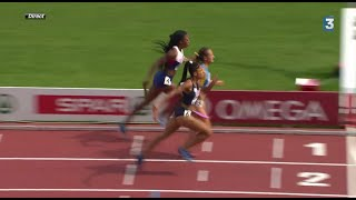 Download Finish INCROYABLE - France relais 4x400m Femme Championnat d'Europe 2014 Women - Incredible finish Video