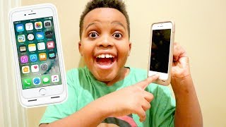 Download DESTROYED IPHONE REVENGE! Shiloh and Shasha - Onyx Kids Video