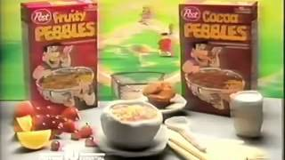 Download Post Fruity/Cocoa Pebbles CM Compliation (Barney, MY PEBBLES!) Video