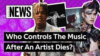 Download Life After Death: Who Controls Lil Peep & XXXTENTACION's Posthumous Music? | Genius News Video
