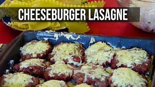 Download Cheeseburger Lasagna recipe Video