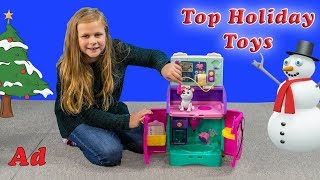 Download Assistant Finds The Top Disney Toys at Walmart with Vampirina and Minnie Mouse and Doc McStuffins Video