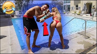 Download 24 Hour Handcuff Challenge With Girlfriend! (HILARIOUS) Video