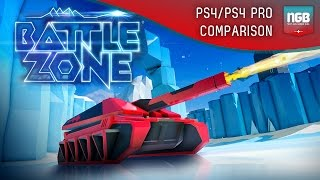 Download PlayStation VR - Battlezone - PS4 vs PS4 Pro! Comparison/Face-off Video