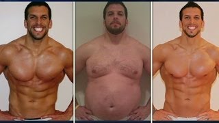 Download Personal trainer fattens up on purpose Video