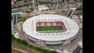 Download Building the Emirates Stadium Video
