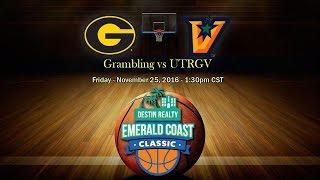 Download Grambling vs UTRGV - Emerald Coast Classic 2016 Video