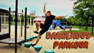 Download SCARY PARKOUR ACCIDENT!!! Video