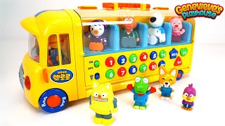 Download Best Toddler Learning Videos for Kids Learn Colors Counting Words with Pororo Toy Dollhouse and Bus! Video
