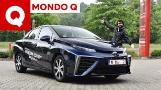 Download 800 km a idrogeno: si possono fare davvero? Il test con la Toyota Mirai | Quattroruote Video