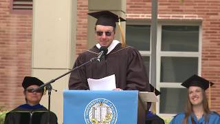 Download Dax Shepard's UCLA Anthropology Commencement Address Video