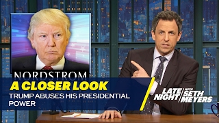 Download Trump Abuses His Presidential Power: A Closer Look Video
