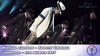 Download Michael Jackson - Smooth Criminal LIVE - Legendado HD Video