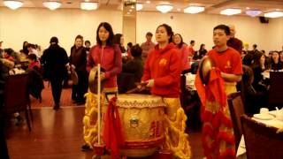 Download CNY 2016 Lion Dance (舞獅 Múa Lân) @ NKS BanquetHall 帝豪名宴 Video