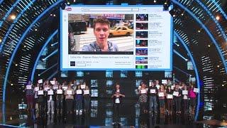 Download America's Got Talent Magician Uses Social Media to Blow the Judges' Minds | Collins Key Video