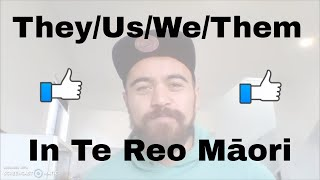 Download Using Pronouns ″they/us/we/them″ etc in Te Reo Māori Video