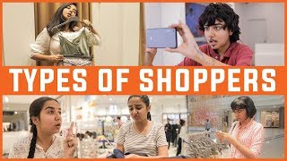 Download Types Of Shoppers In Every Mall | MostlySane Video