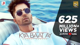 Download Harrdy Sandhu - Kya Baat Ay | Jaani | B Praak | Arvindr Khaira | Official Music Video Video
