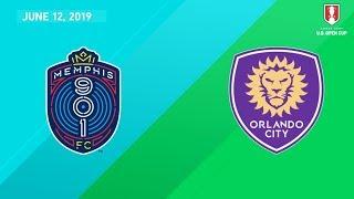 Download Memphis 901 FC vs. Orlando City SC | HIGHLIGHTS - June 12, 2019 Video