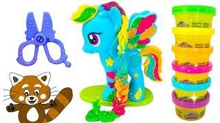 Download My Little Pony - Min lilla Ponny - Rolig lek med leksaker för barn - Lär dig svenska Video