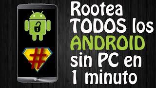 Download Rootear Cualquier Teléfono Android 2015   Nuevo método Video