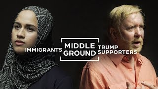 Download Can Trump Supporters And Immigrants See Eye To Eye? Video