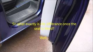 Download How to make your VW T5 Front Doors 'Sound like a Golf' Video