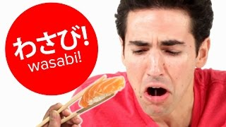 Download Americans Try Sushi For The First Time Video