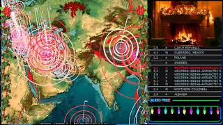Download 11/20/2017 - Large earthquakes strike West Pacific - West Coast Southern California on M5.0+ watch Video