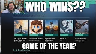 Download WHO WILL WIN THE GAME AWARDS?? Video