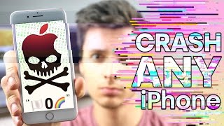 Download This Text Will CRASH ANY iPhone! 🏳️‍0🌈 Video