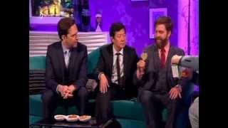 Download Alan Carr - Hangover cast interview Video