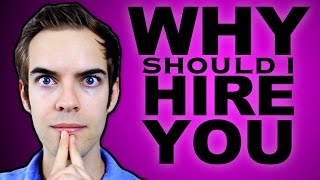 Download WHY SHOULD I HIRE YOU? (YIAY #156) Video