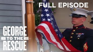 Download Home Renovation for Three-Time Purple Heart Recipient | George to the Rescue Video