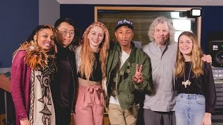Download Pharrell Williams Masterclass with Students at NYU Clive Davis Institute Video