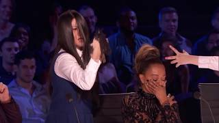 Download NEW: The Sacred Riana's New Performance and Voting Information/America's Got Talent 8/21/2018 Video