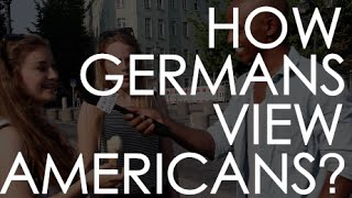 Download How Do The Germans View Americans?   Berlin Video