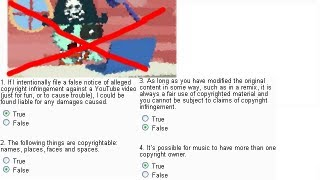 Download youtube copyright school all questions with answers help Video