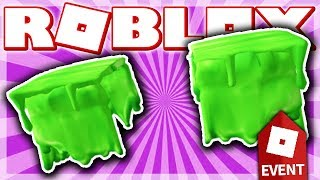 Download HOW TO GET THE SLIME SHOULDER PADS!! (ROBLOX NICKELODEON KIDS' CHOICE AWARDS EVENT - Blox Hunt!) Video