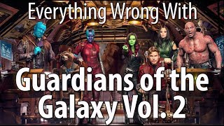Download Everything Wrong With Guardians of the Galaxy Vol. 2 Video