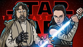 Download Star Wars The Last Jedi Trailer Spoof - TOON SANDWICH Video