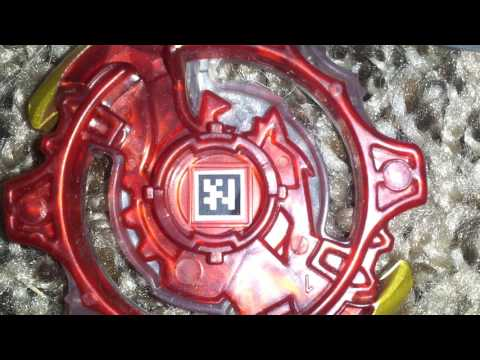 Code for QT beyblades bust