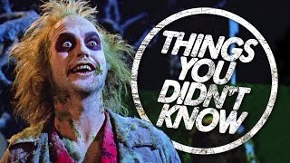 Download 9 Things You (Probably) Didn't Know About Beetlejuice! Video