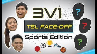 Download (NEW SERIES) TSL Face-Off: Sports Edition | EP 1 Video