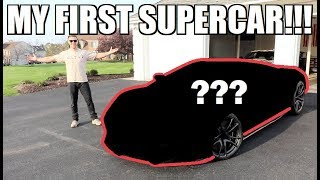 Download BUYING MY FIRST SUPERCAR AT 23!!! **$250,000** Video