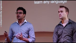 Download One Simple Method to Learn Any Language | Scott Young & Vat Jaiswal | TEDxEastsidePrep Video