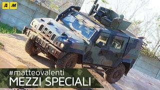 Download IVECO Lince LMV, ″l'Hummer all'Italiana″ | Mezzi speciali (4K) Video