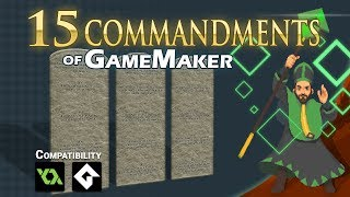Download The 15 Commandments of Game Maker Video