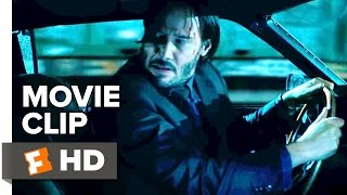 Download John Wick: Chapter 2 Movie CLIP - Car Chase (2017) - Keanu Reeves Movie Video